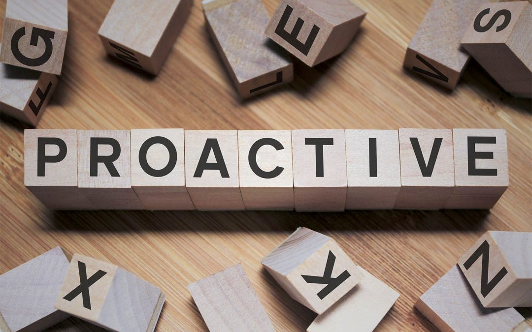 Have A Proactive Tax Year!