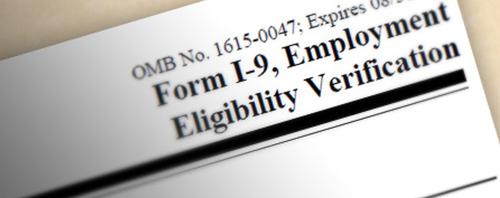 New Version of Form I-9